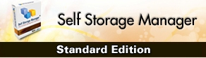Self Storage Manager-Windows Based Software