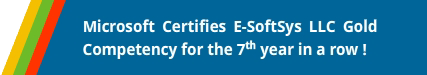 E-SoftSys Microsoft Competencies Press Release